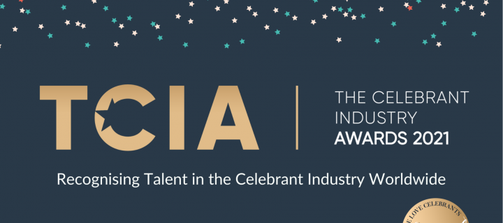 The Celebrant Industry Awards 2021 – voting open!