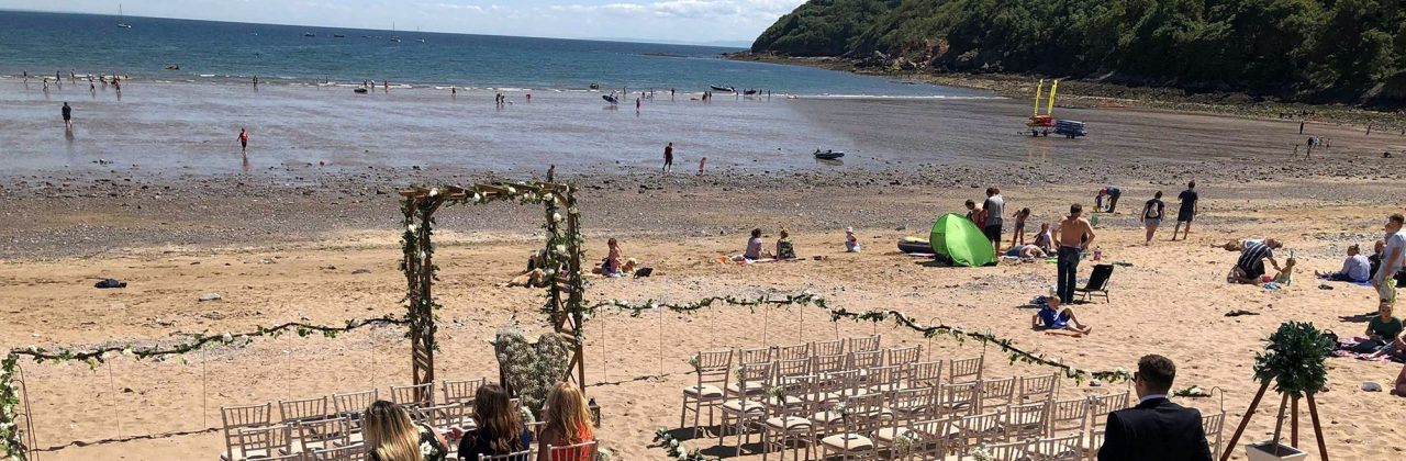 Choosing a location for your wedding